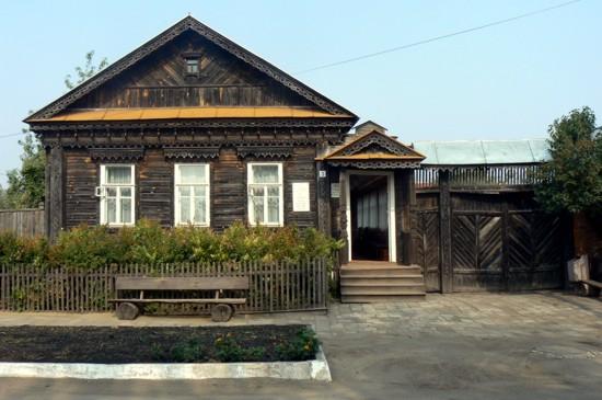 Дом - музей А. И. Куприна (с. Наровчат, Пензенская область)